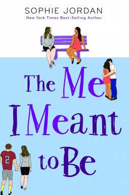 Book Cover - The Me I Meant to Be