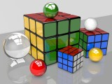 Des Cubes et des Sphères...