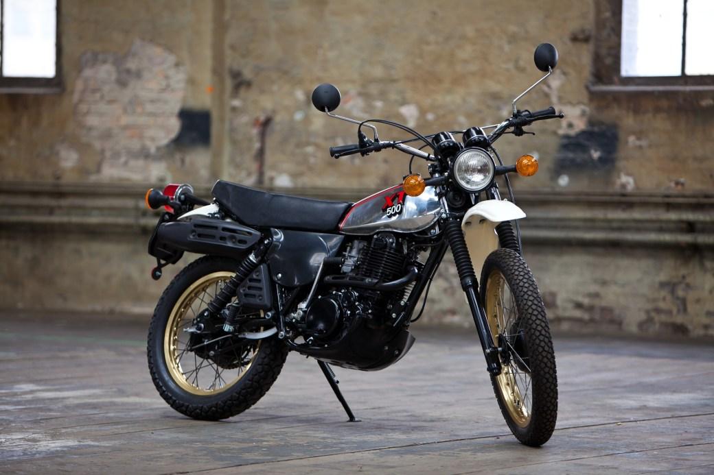 4 Motos Yamahas Mythiques