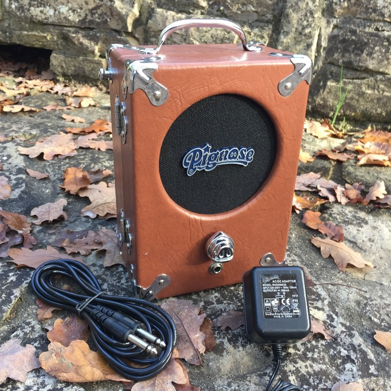 Pack Ampli Pignose Legendary 7-100 Brown