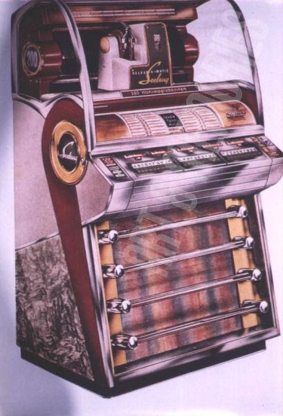 Histoire du Jukebox