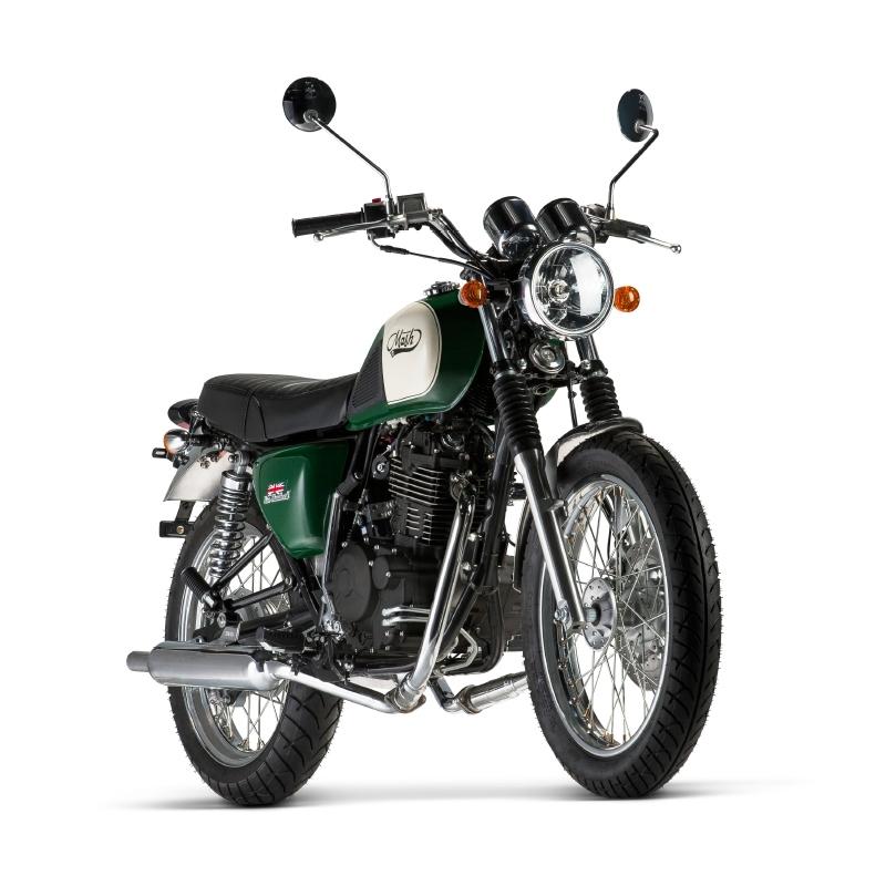 Marché français de la Moto : une Mash Five Hundred 400cc
