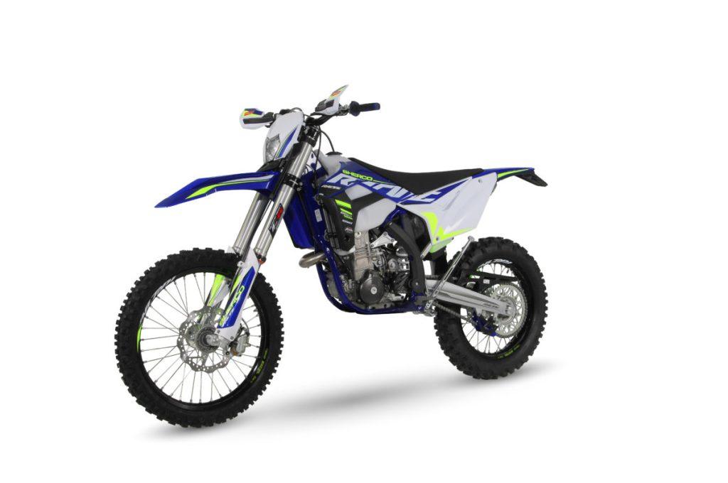 Marché français de la Moto : une Sherco 450 SEF-R
