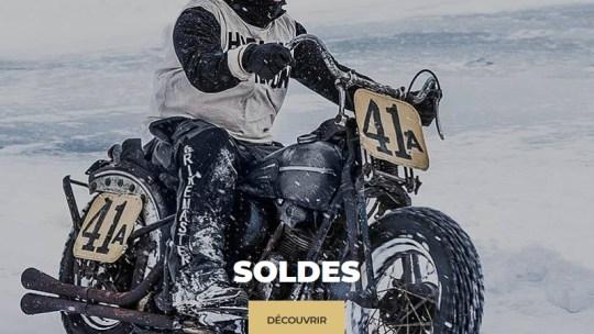 Promotions accessoires Moto Vintage chez Classic Ride