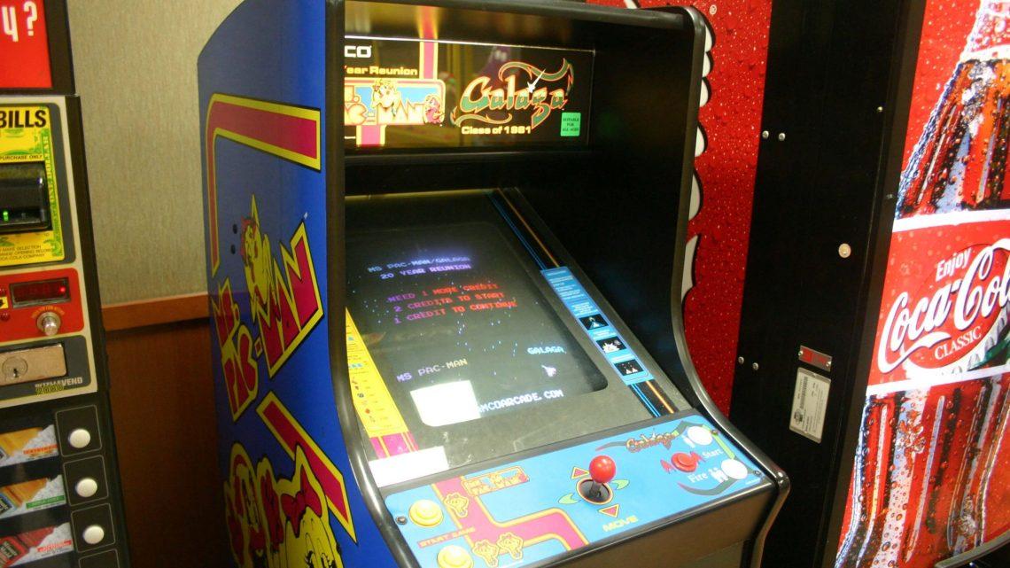 Top 10 Jeux Arcade Vintage