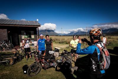 Argentinien Poderosos ciclistas