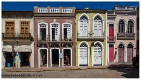 Florianopolis kann auch auf schöne Häuschen blicken. Schicke Cafes inklusive