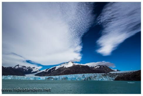 Wie gesagt Gletscheranschauwetter