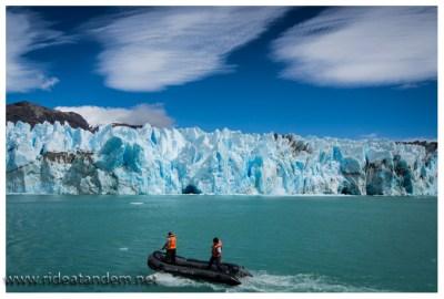 Gletscher o'Higgins