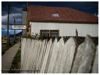 In Puerto Natales müssen wir dringend nochmal vernünftig auf Miekes Ehrentag anstossen.