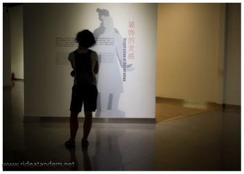 Das angeschlossene Museum leistet gute Aufklärungsarbeit und hat verdammt viele Information zur Hand. Eigentlich ist ein Tag zu wenig, wenn man alles verstehen und sehen will.