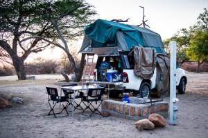 Camping Namibia