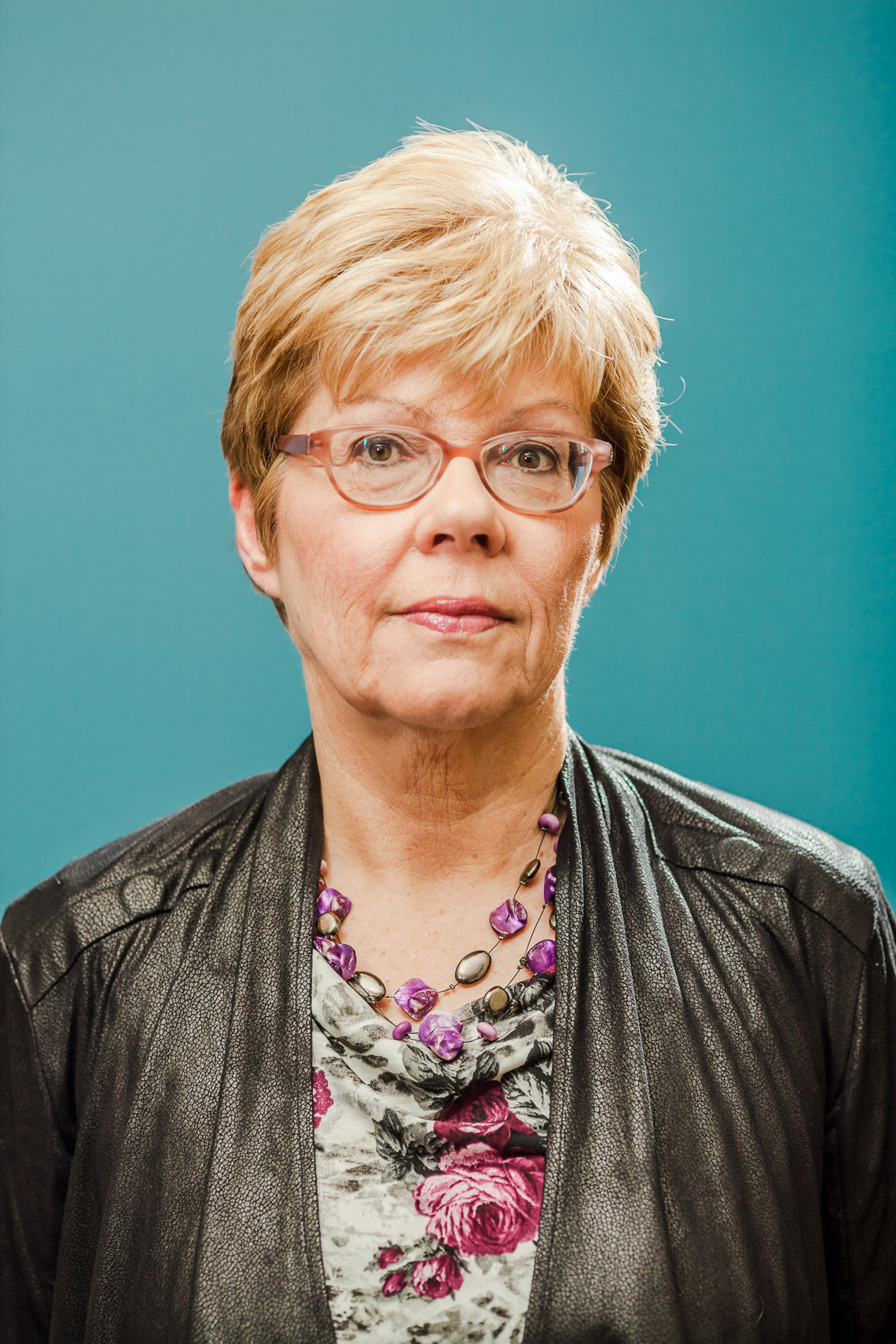 Peggy Mason, President