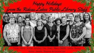 Holiday wishes from RLPL