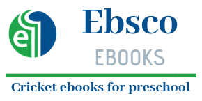 Cricket ebooks for preschool
