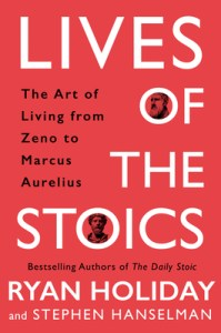 Lives of the Stoics Cover