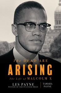 Dead are Arising Malcolm X book cover