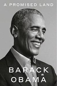 Cover of Barack Obama biography