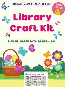 Easter Craft Kit for Kids