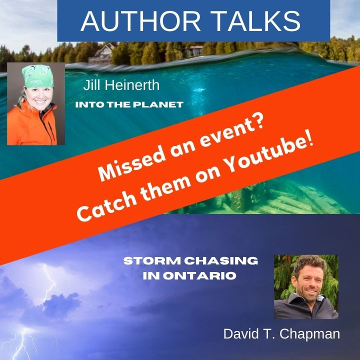 Speaker events are now available on our YouTube channel