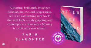 After the flood by Kassandra Montag book cover