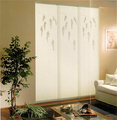 rideau japonais rideaux pas cher. Black Bedroom Furniture Sets. Home Design Ideas