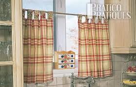 Achat de rideaux – Choisir le bon rideau pour la bonne fenêtre - Les rideaux brise-bise