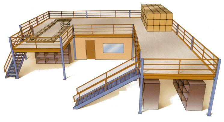 Astuces déco : comment aménager une mezzanine ? | Rideaux Pas Cher