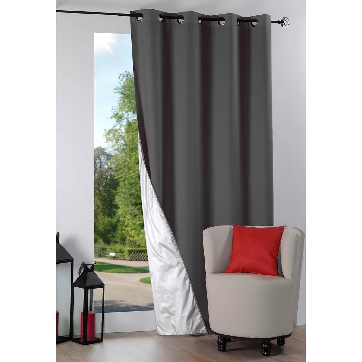 quels types de rideaux pour compl tement bloquer le soleil rideaux pas cher. Black Bedroom Furniture Sets. Home Design Ideas