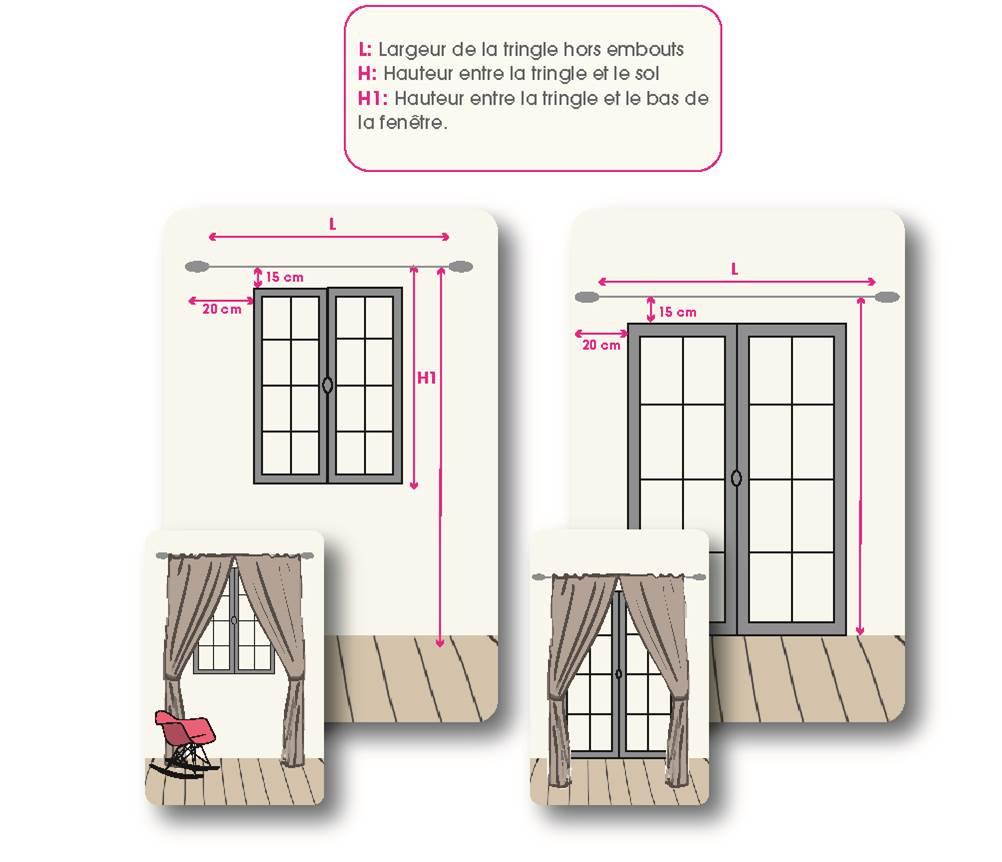comment choisir ses rideaux de salon rideaux pas cher. Black Bedroom Furniture Sets. Home Design Ideas