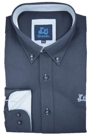 Camisa Marino Oxford