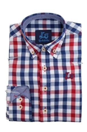 Camisa Niño de Cuadros