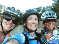 Ladies ride on Ridgway Area Trails!