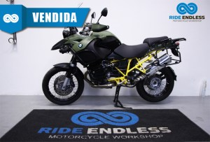BMW R 1200 GS ADVENTURE MODELO 2011