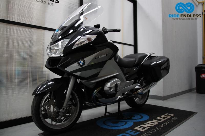 BMW R 1200 RT MODELO 2010