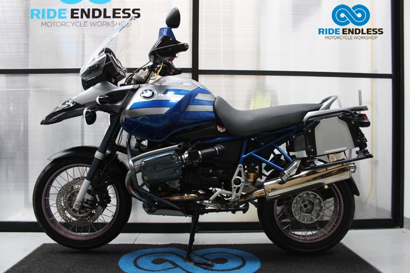 BMW R 1150 GS ADVENTURE MODELO 2004