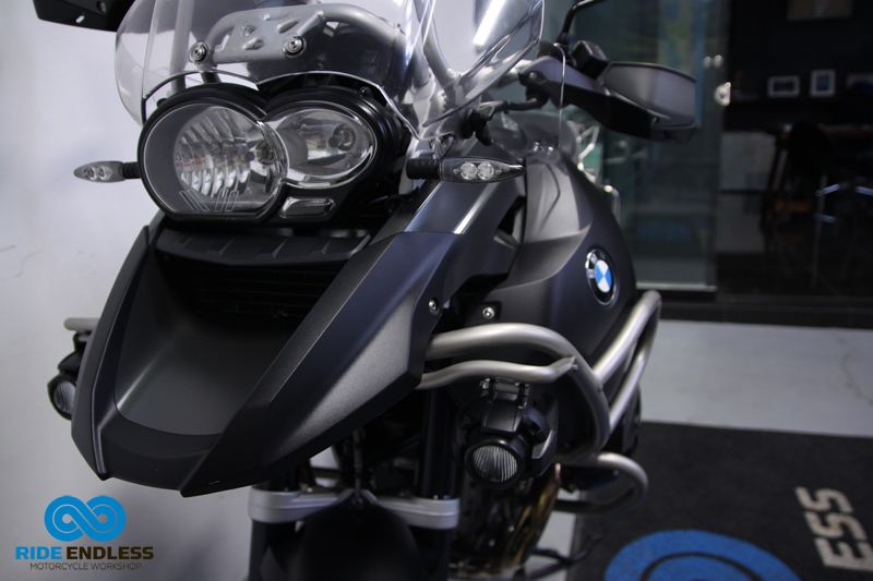 BMW R 1200 GS ADVENTURE MODELO 2010