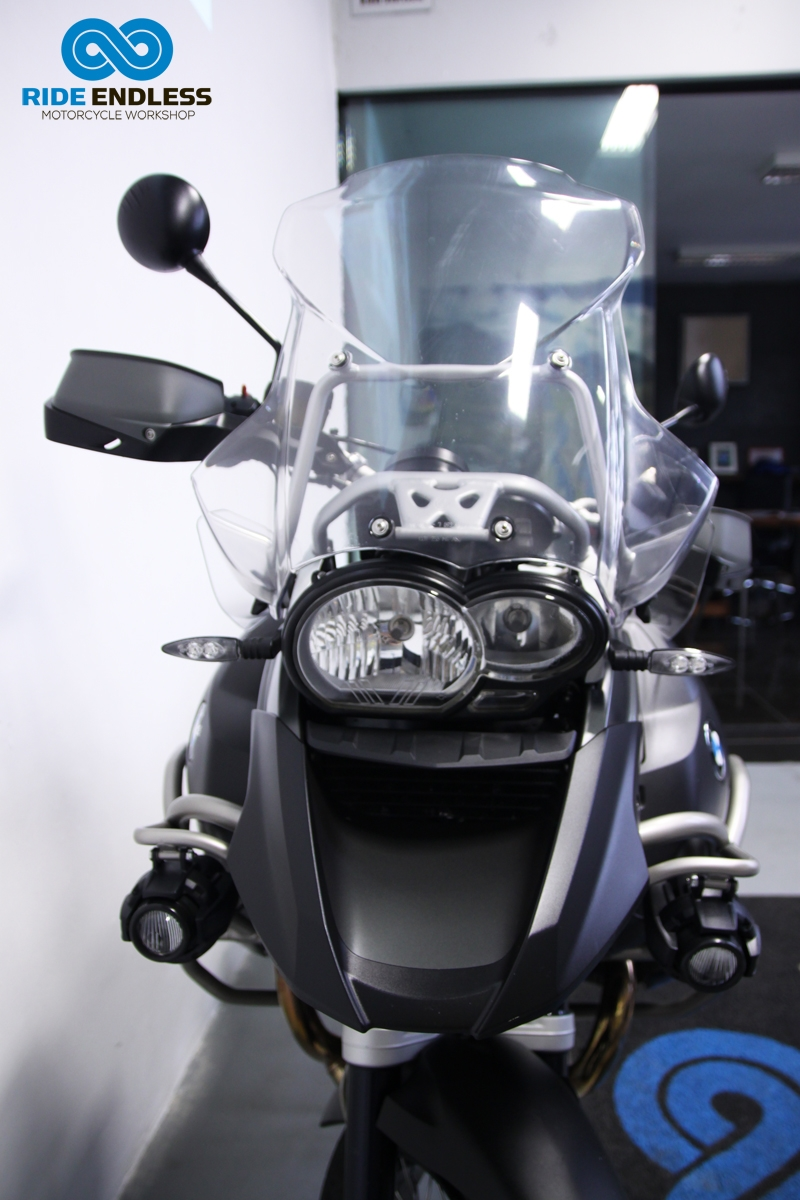 BMW R 1200 GS ADVENTURE MODELO 2010