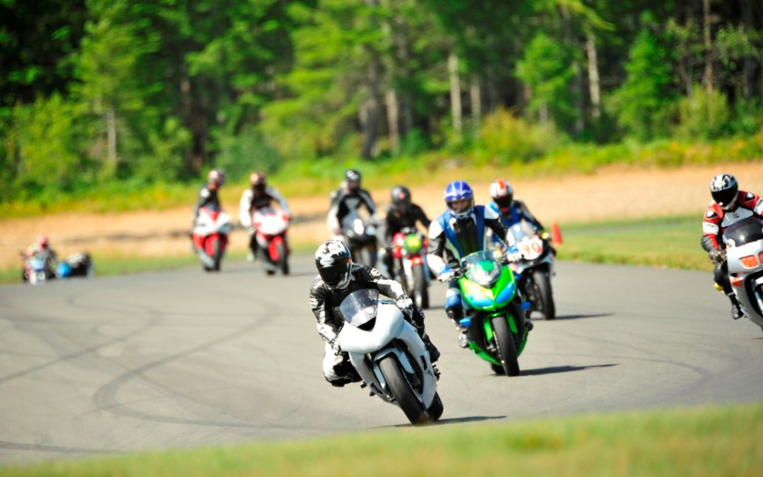 How NOT to crash your motorcycle at a track day, it's easier than you think.