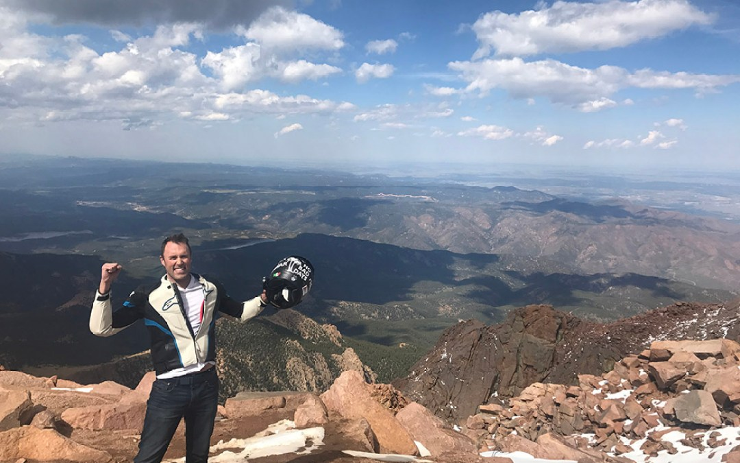 Riding Pike's Peak on the cheap but can you handle the lack of oxygen at 14,110ft?