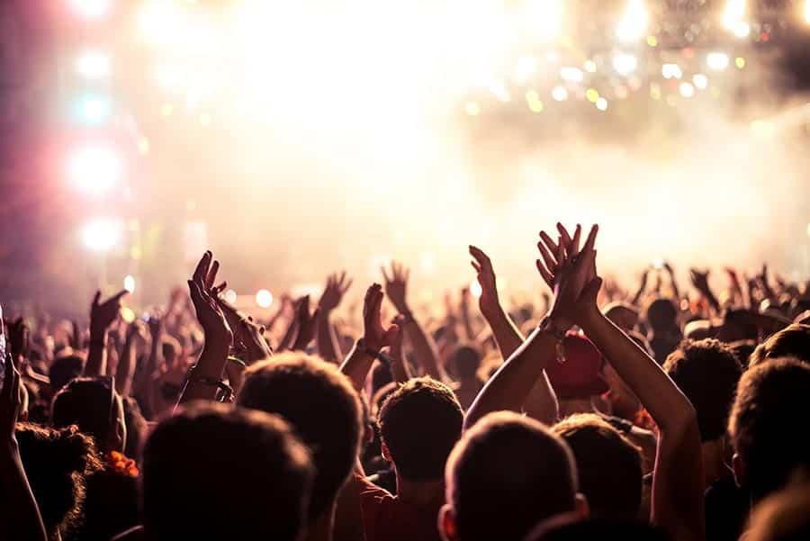 Concerts in Charleston, SC