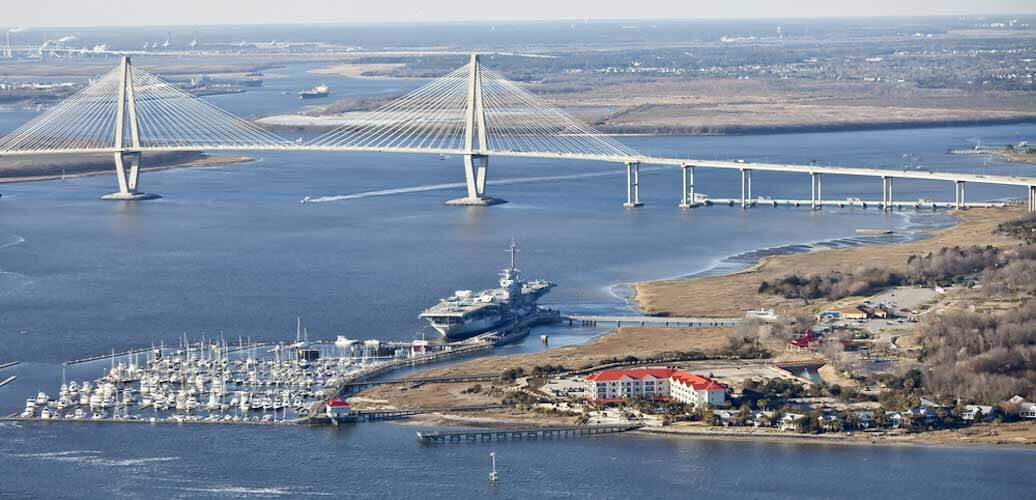 Port of Charleston Transportation