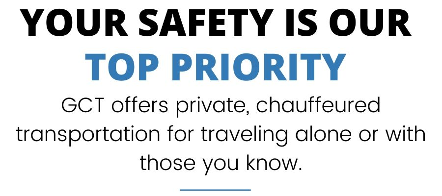 Your Safety is Our Top Priority