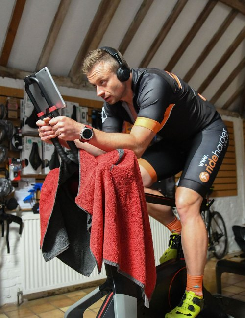 winter cycling training plan