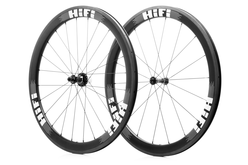 Hit Single 50mm Carbon Clincher