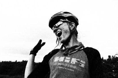 Ali Halpin rocking SSCXWCXPDX. Photo by Aaron Edge