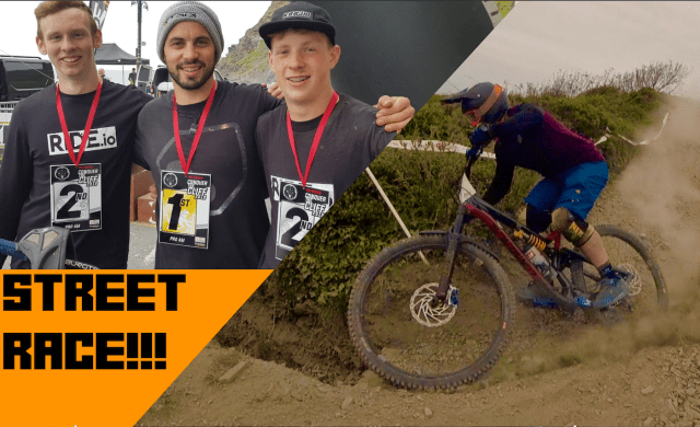 Street Race! Conquer The Cliff | Team Ride It Out S19 EP5