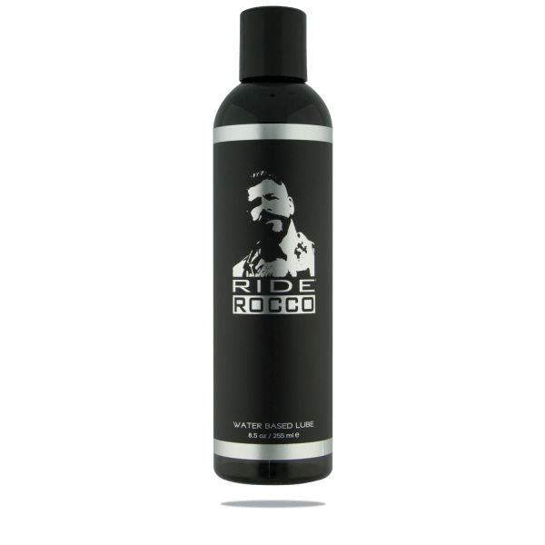 Ride Rocco Water Based Lube 8.5oz Bottle