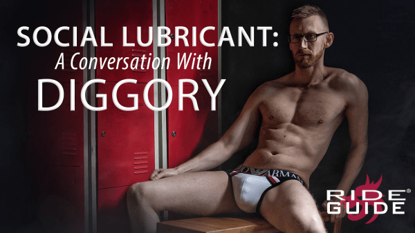 Social Lubricant: A Conversation With Diggory