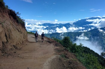 Shivapuri National Park Perimeter Day Ride